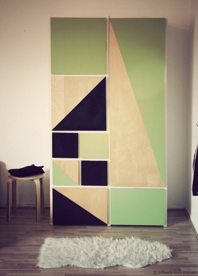 DIY Ikea Hack Keiderschrank