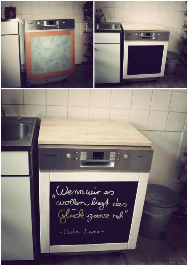 DIY Spülmaschine verschöner