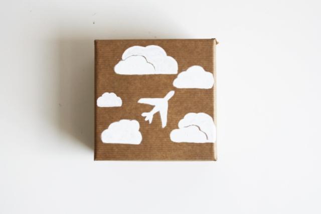 DIY Geschenk für Weltenbummler- schereleimpapier DIY und Upcycling Blog aus Berlin - kreative Tutorials für Geschenke, Möbel und Deko zum Basteln